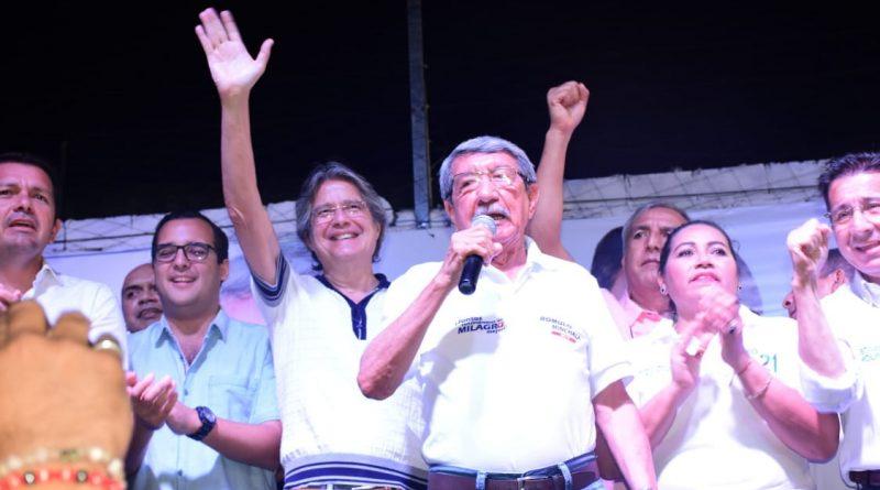 CREO Milagro inauguró central política