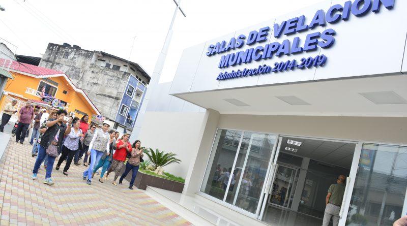 En quince días inauguran salas de velación municipal en #Milagro