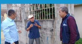 LIBADORES SON RETIRADOS DE LOS ESPACIOS PÚBLICOS POR EL COMISARIO NACIONAL DE POLICÍA