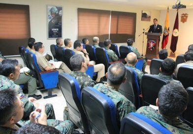 LA GOBERNACIÓN DEL GUAYAS FORTALECE LOS LAZOS DE COOPERACIÓN INTERINSTITUCIONAL CON LAS FUERZAS ARMADAS