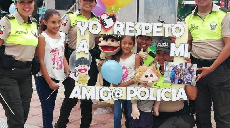 POLICÍA NACIONAL REALIZA CAMPAÑA