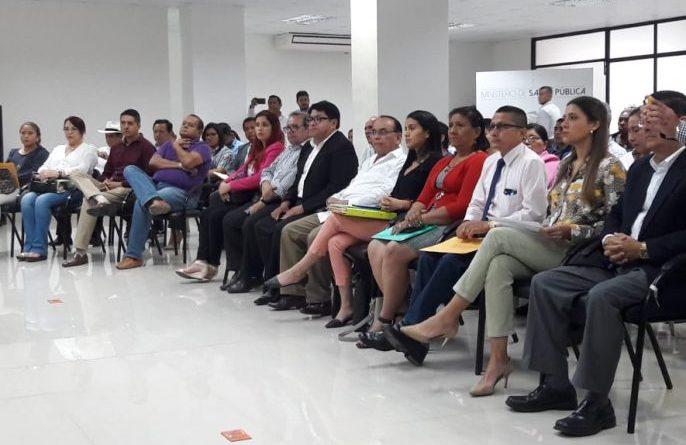 SOCIALIZACIÓN Y FIRMA DE LA CARTA DE INTENCIÓN DEL PROGRAMA NACIONAL MUNICIPIOS SALUDABLES