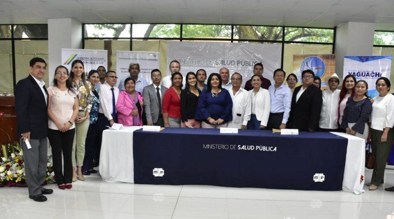 25 ALCALDES FIRMAN CARTA DE INTENCIÓN DEL PROGRAMA MUNICIPIOS SALUDABLES