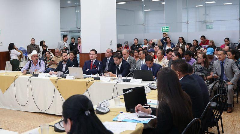 SE FORTALECE INSTITUCIONALIDAD DEL ESTADO CON LA POSESIÓN DE CONSEJEROS DEFINITIVOS DEL CPCCS