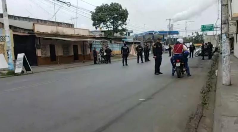 GRUPO ESPECIALIZADO REALIZÓ OPERATIVOS DE CONTROL
