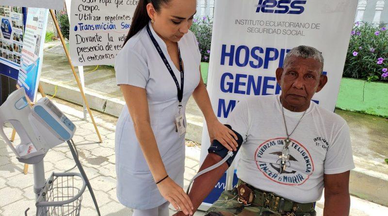 HOSPITAL GENERAL MILAGRO IMPULSA UNA SALUD PREVENTIVA