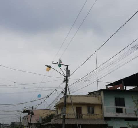 QUEJAS POR CORTES DE ENERGÍA ELÉCTRICA