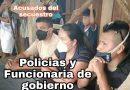 MINISTRA MARÍA PAULA ROMO DENUNCIA SECUESTRO DE DOS POLICÍAS Y UNA FUNCIONARIA DE LA GOBERNACIÓN