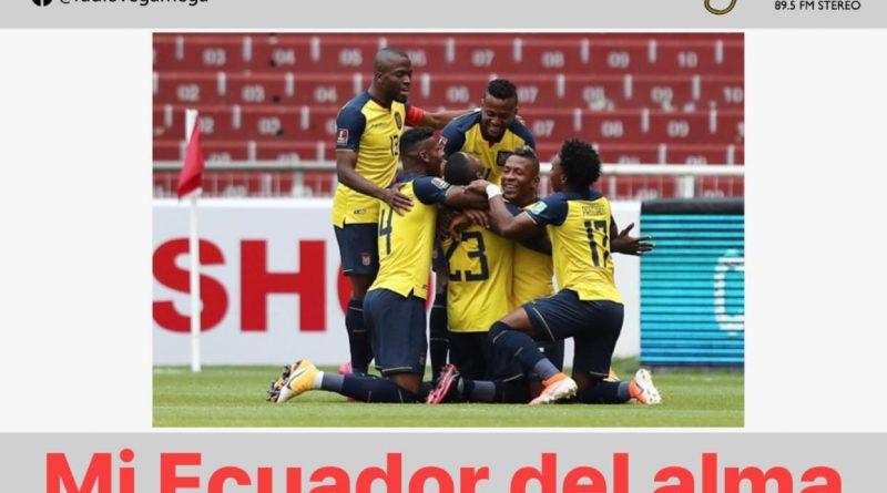 ECUADOR GANA CON BUEN FUTBOL A URUGUAY