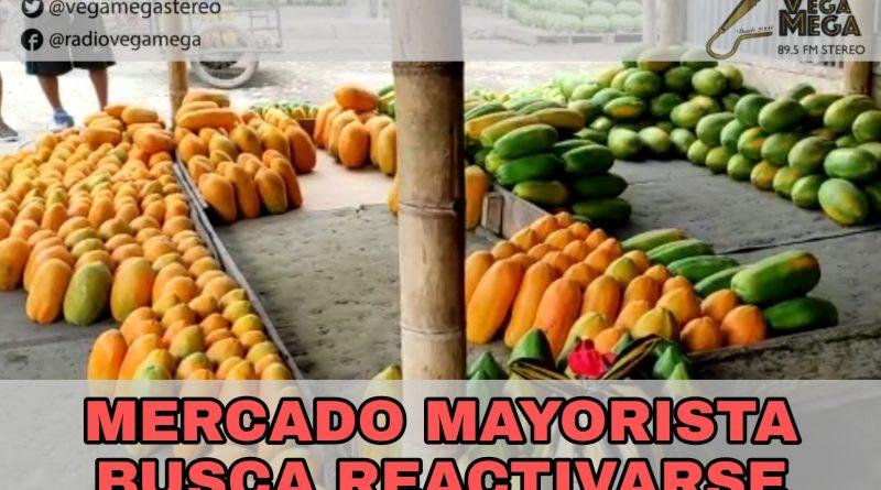 COMERCIO BUSCA REACTIVARSE