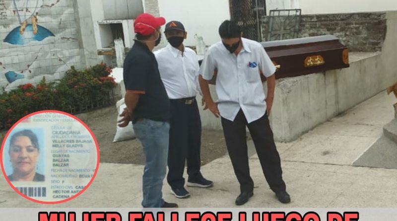 MUJER FUE ASALTADA Y BALEADA