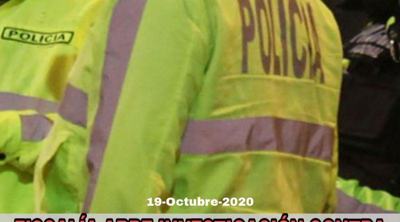 FISCALÍA ABRE INVESTIGACION A POLICÍA QUE DISPARÓ A SALTANTE