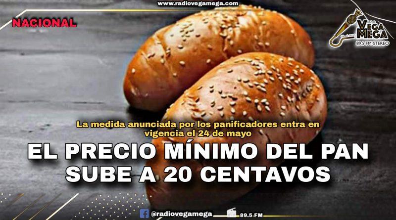 A PAGAR MÁS POR EL PAN