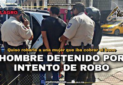 LE ROBARON LA CARTERITA CUANDO QUERÍA COBRAR EL BONO