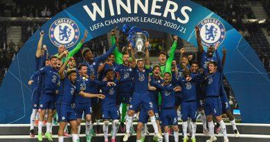 ¡CHELSEA CAMPEÓN DE LA UEFA CHAMPIONS LEAGUE!