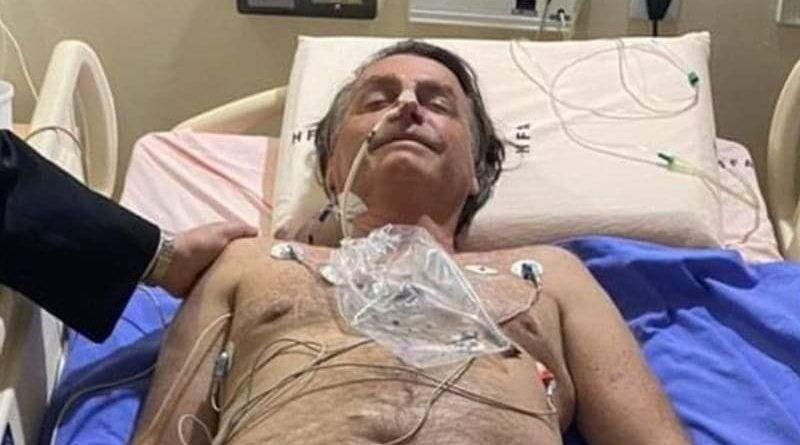 PRESIDENTE DE BRASIL SIGUE EN EL HOSPITAL TRAS DIAGNOSTICARLE OBSTRUCCION INTESTINAL