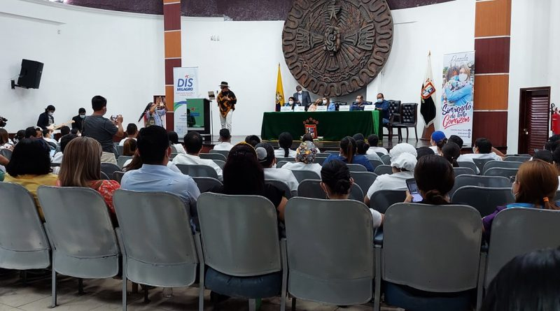 RECONOCIMIENTO A COLABORADORES DEL PLAN DE VACUNACIÓN 9/100